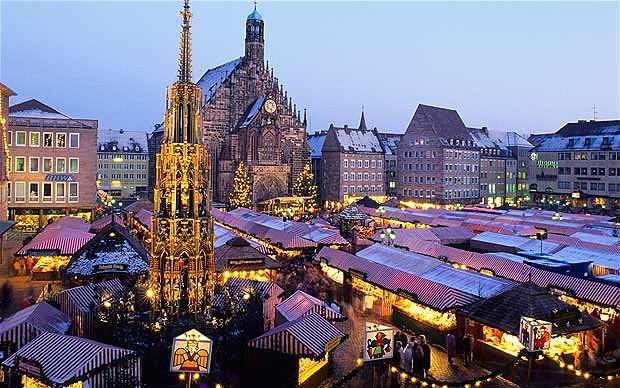 Nuremberg New Years Eve 2016 Parties Hotel Packages