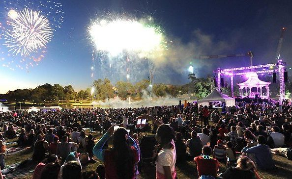Adelaide New Years Eve 2018