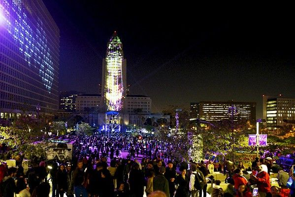 Los Angeles New Years Eve Party