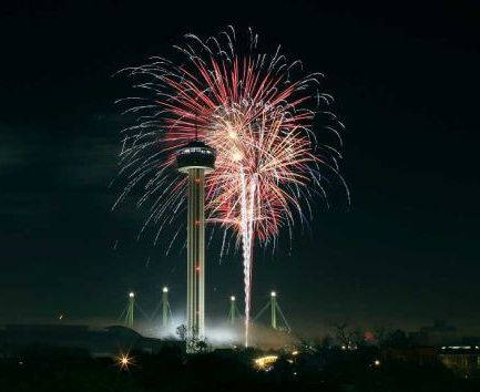 San Antonio New Years Eve 2020 Party Places Events Fireworks