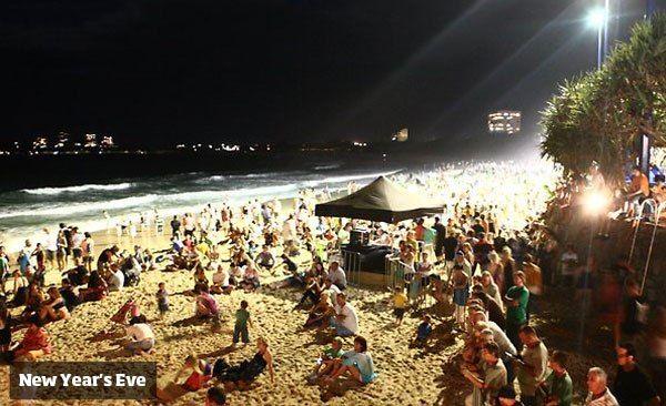 Sunshine Coast New Years Eve 2018