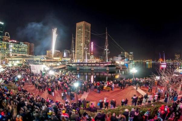 Baltimore New Years Eve 2018