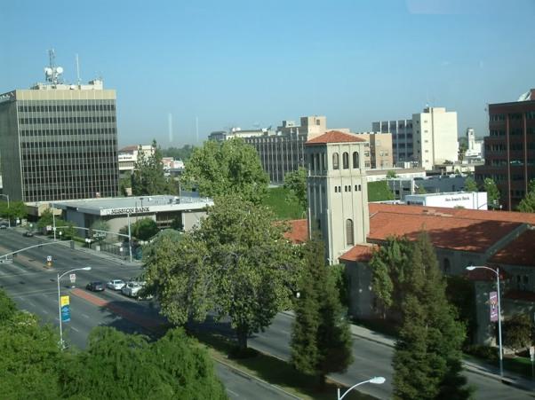 Bakersfield Downtown