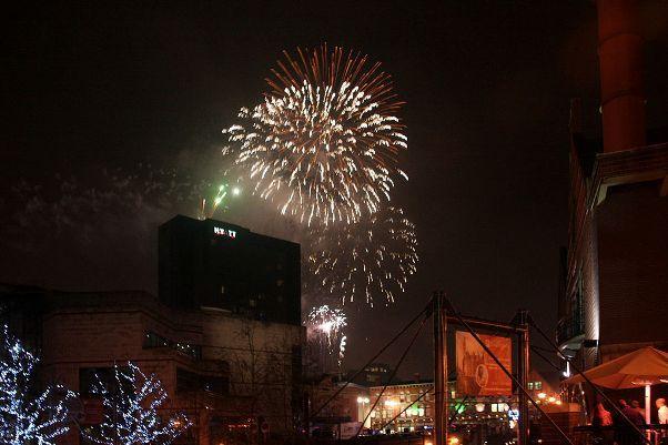 Birmingham New Years Eve 2018
