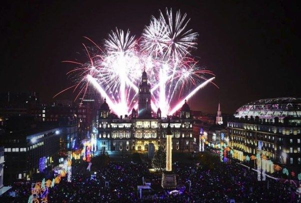 Hotels Glasgow New Years Eve