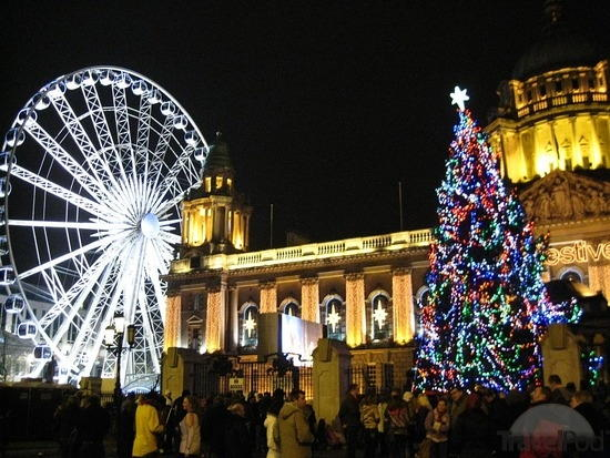 Belfast New Years Eve 2018