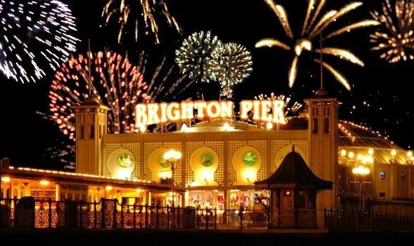 Brighton New Years Eve 2018