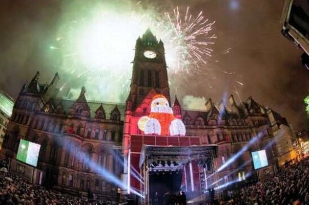 Manchester New Years Eve 2018