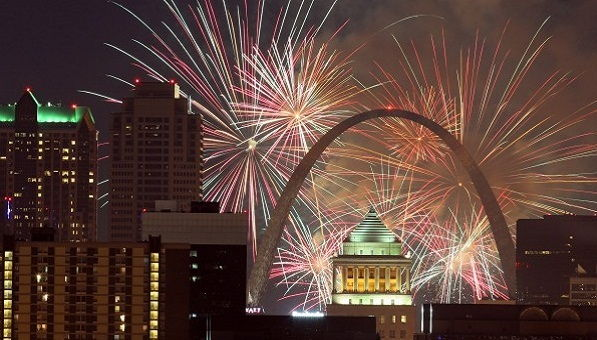 New Years Eve St Louis