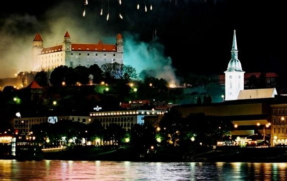 Bratislava New Years Eve 2018