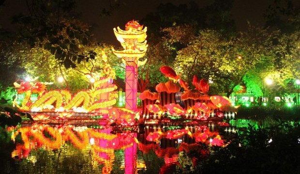Guangzhou New Years Eve 2018