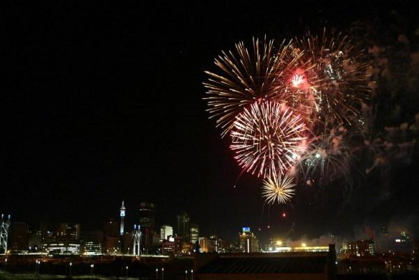 Johannesburg New Years Eve 2018