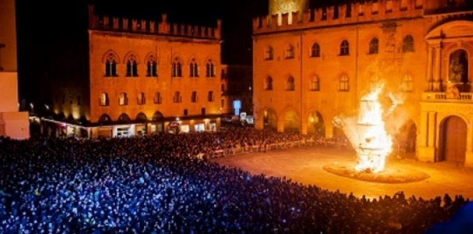 Bologna New Years Eve