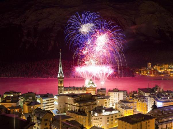 St. Moritz New Years Eve 2019 Parties, Hotel Packages