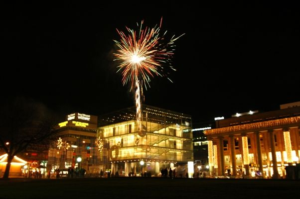 Stuttgart New Years Eve 2019 Hotel Packages, Parties
