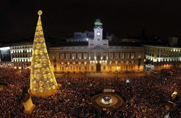 Madrid New Years Eve