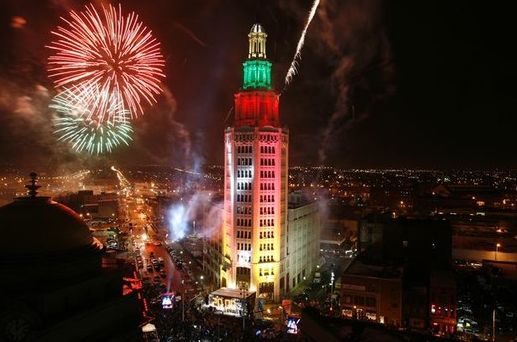 Buffalo New Years Eve 2018 Fireworks