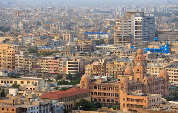 Karachi New Years Eve 2018