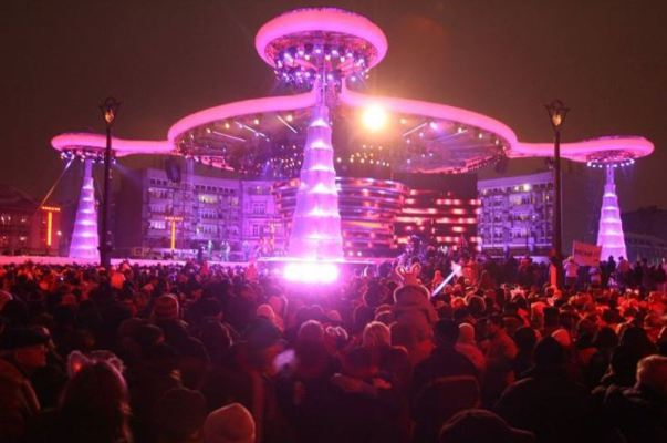 Lodz New Years Eve Party
