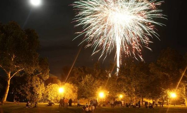 Bendigo New Years Eve 2018 Fireworks