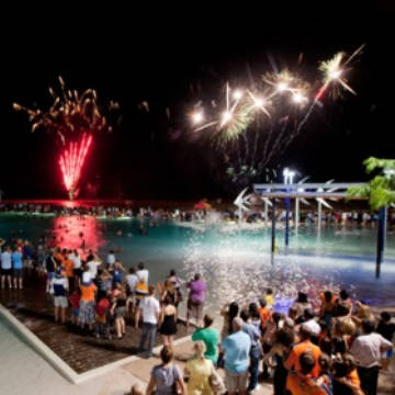 Cairns New Years Eve 2018 Fireworks
