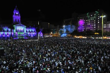 Cape Town New Years Eve
