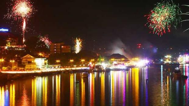 Goa New Years Eve 2018 Fireworks