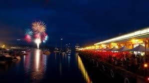 Launceston New Years Eve 2018 Fireworks