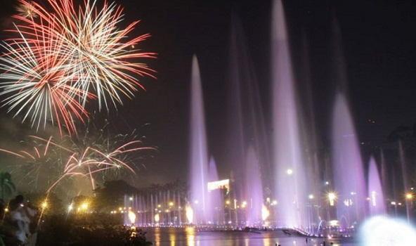 Manila New Years Eve 2018