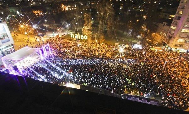 Sarajevo New Years Eve