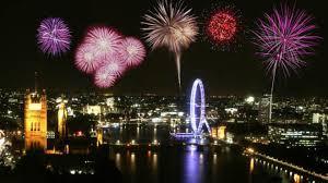 Tel Aviv New Years Eve Fireworks