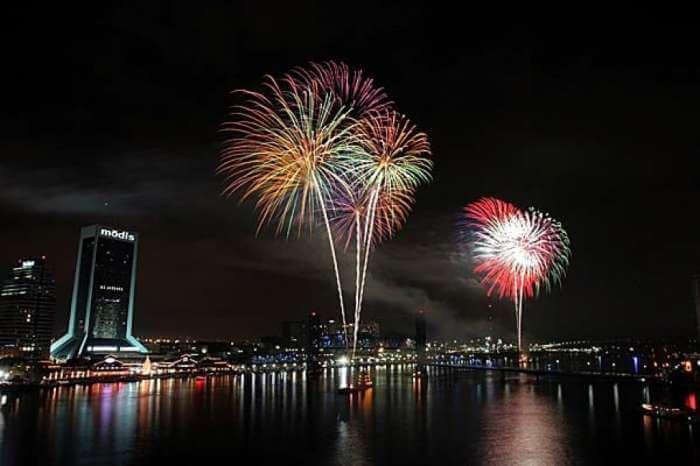 Jacksonville New Years Eve