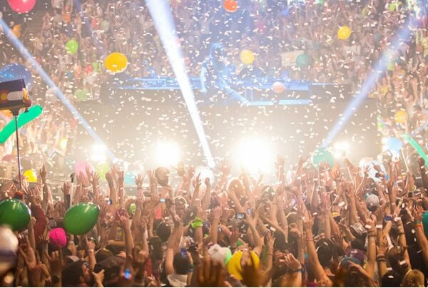 New Years Eve Party Places
