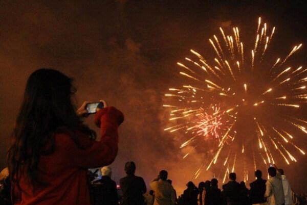 New Years Eve Karachi