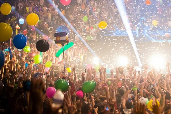 Tel Aviv New Years Eve Party