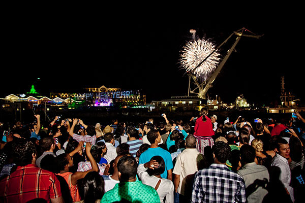 Cape Town New Years Eve 2018 Events Fireworks Hotel