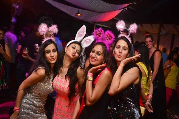 Goa New Years Eve Party