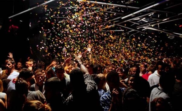 Lisbon New Years Eve Party