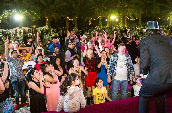 Sharjah New Years Eve Party