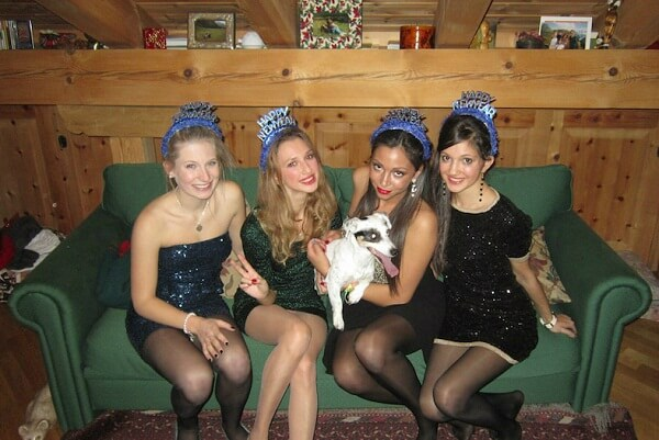 St. Moritz New Years Eve Party