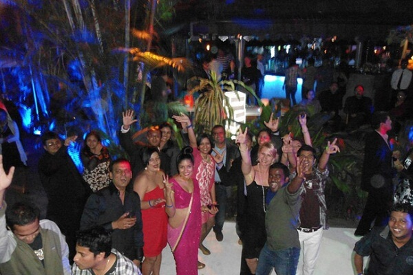 Bangalore New Years Eve Party