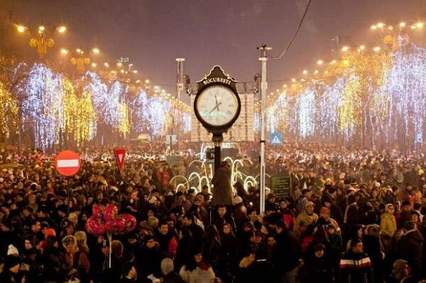 Bucharest New Years Eve 2018 Party Places, Events, Hotel Packages, Travel, Fireworks Live Streaming Tips, and More