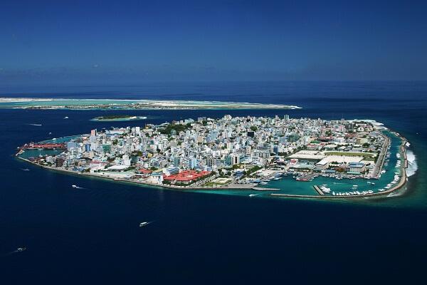 Male City, Maldives