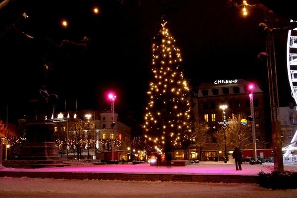 Malmo New Years Eve
