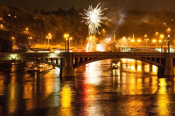 Prague New Years Eve Party