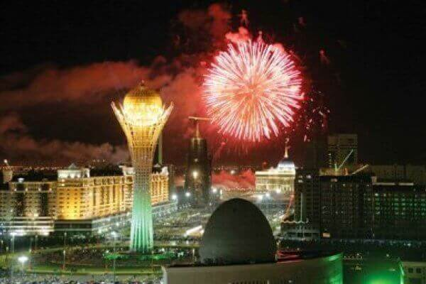 Best New Years Eve Cities