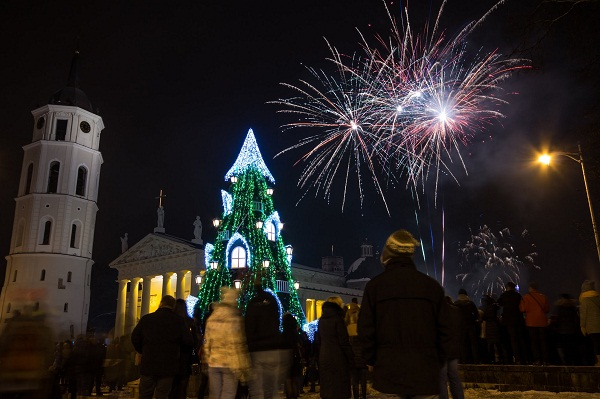 Vilnius New Years Eve 2019 Events, Hotels Packages