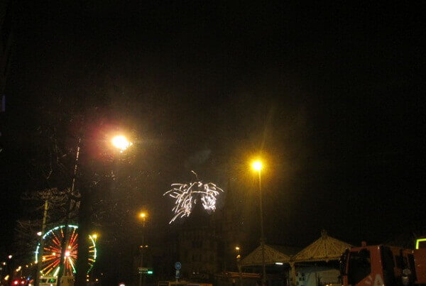 Addis Ababa New Years Eve