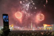 Pyongyang New Years Eve