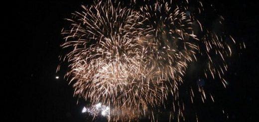 Hua Hin New Years Eve Fireworks